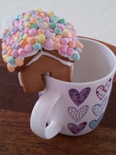Mini Gingerbread Cup Warmers